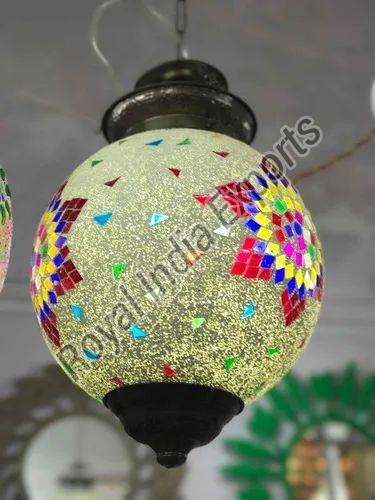 Decorative Indoor Glass Lamp