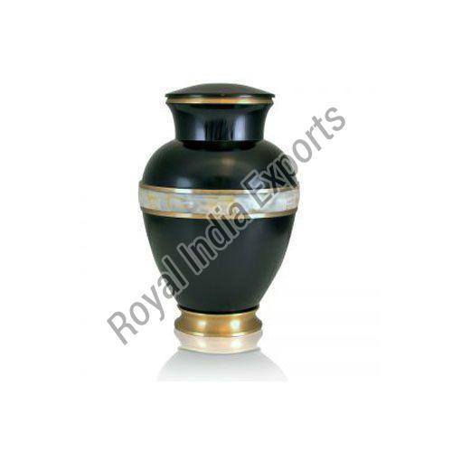 Mop Black Brass Urn