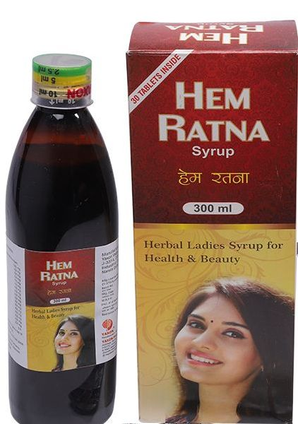 WOMENS TONIC FOR HELATH AND BEAUTY  SYRUP