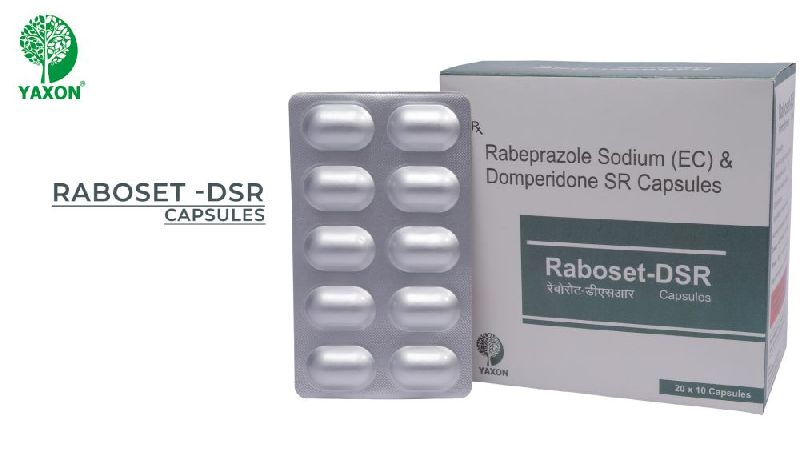 Raboset DSR Capsules