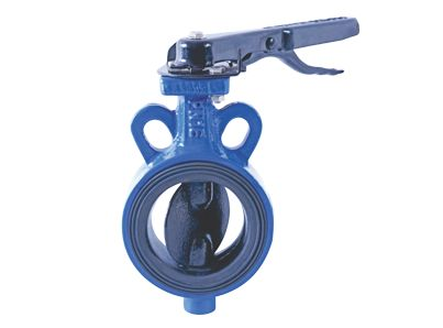 Lever Type Butterfly Valve