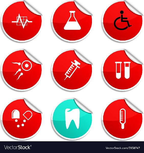 Medical Sticker