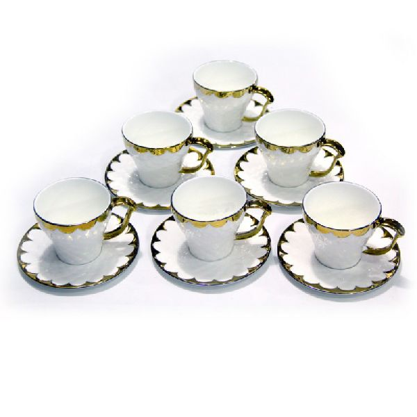Cups and Saucers Set