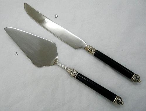 Cake Knife Set