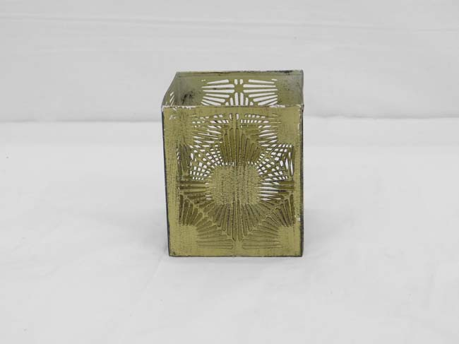 Square Votive Candle Holder