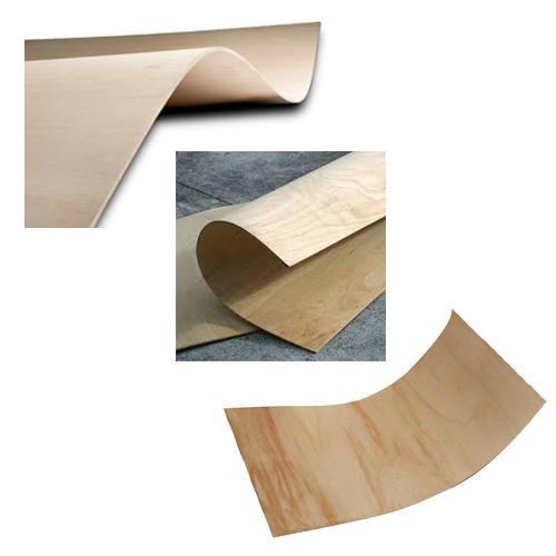 Flexible Plywood Sheet