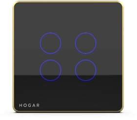 Four Touch Switch Panel