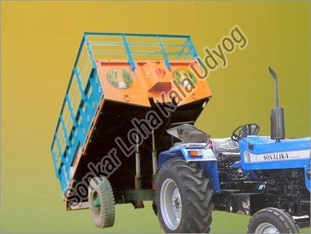 Tractor Trolley 12