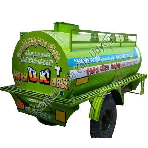 Tractor Water Tanker 01