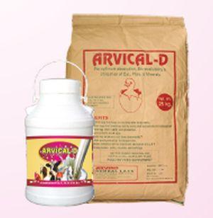 Arvical-D Powder & Liquid