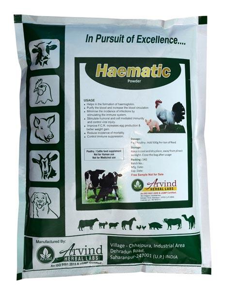 Haematic Powder