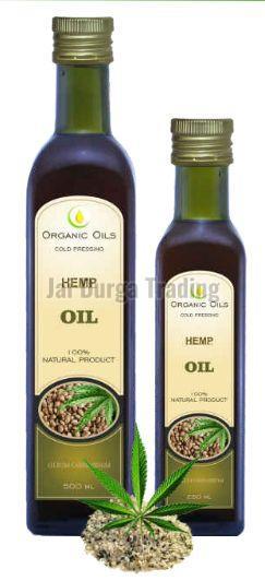 Hemp Oil 01