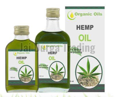 Hemp Oil 02