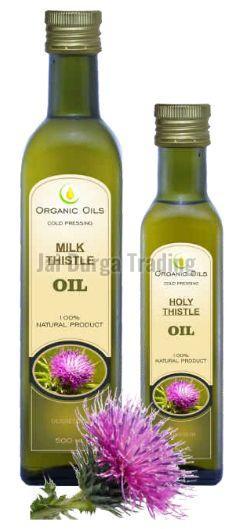 Milk Thistle Oil 01