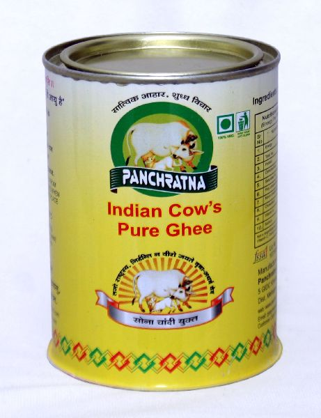 1 Litre Pure Cow Ghee