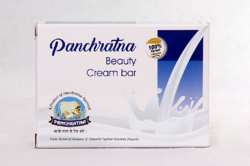 Beauty Cream Bar Soap
