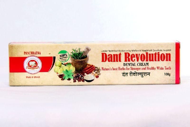 Dant Revolution Dental Cream