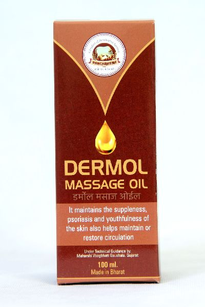Dermol Massage Oil