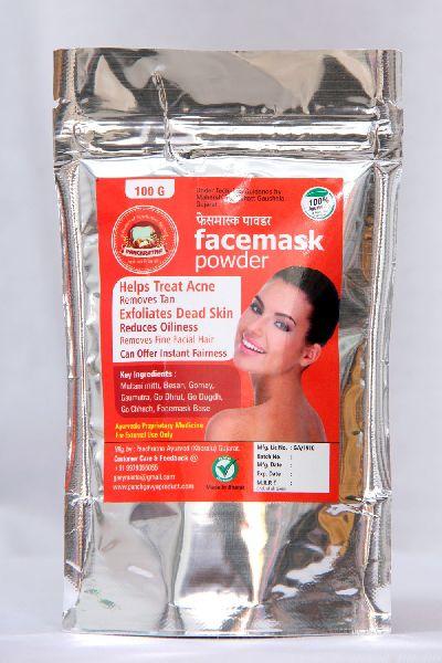 Face Mask Powder