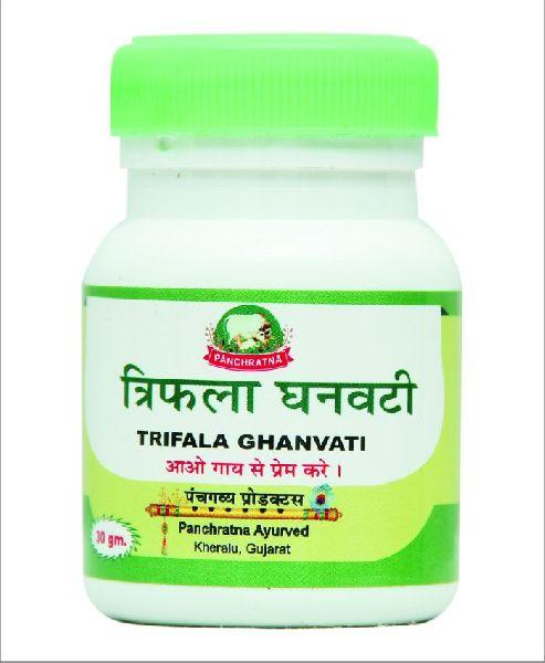 Trifala Ghanvati Tablets
