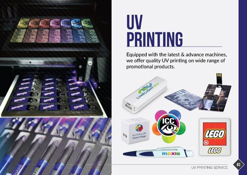 UV Printing Services