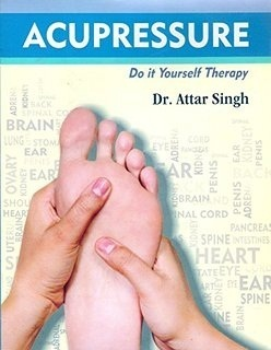 Acupressure Therapy Book