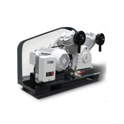 Piston Type Vacuum Pump