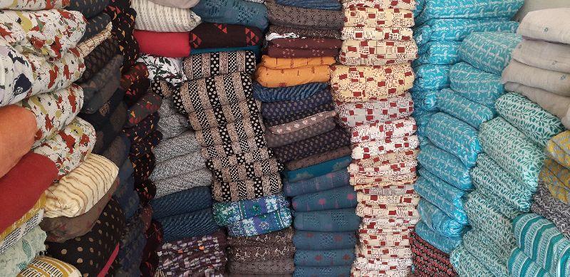 Stock Lot Fabric