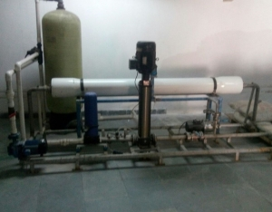 UV Water Treatment Plant