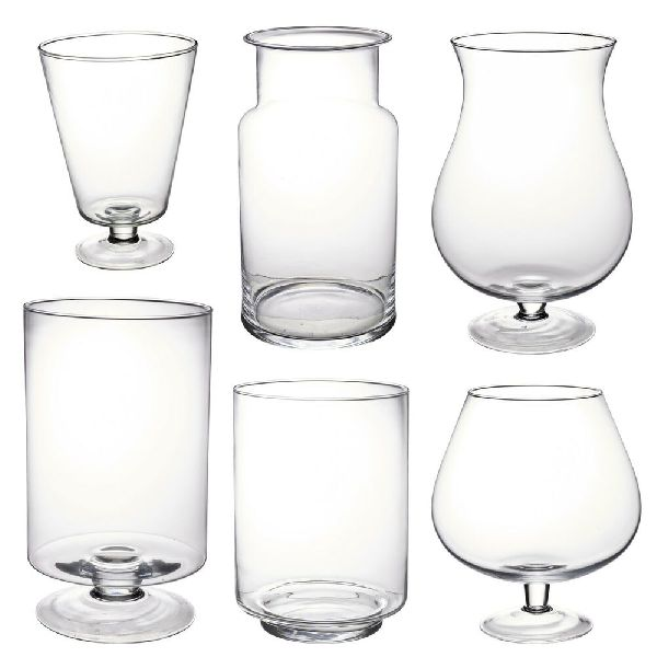 Glass Vases 06
