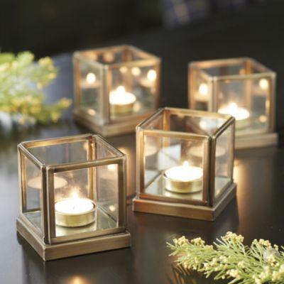 tea light candle holders 01