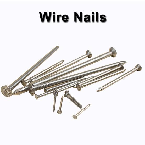 Mild Steel Wire Nails 01