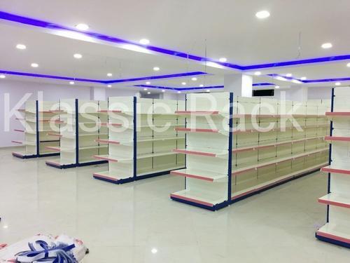 5 Shelves Grocery Store Rack