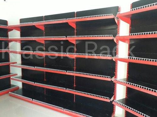 6 Shelves Grocery Store Rack