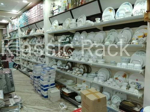 Crockery Display Rack