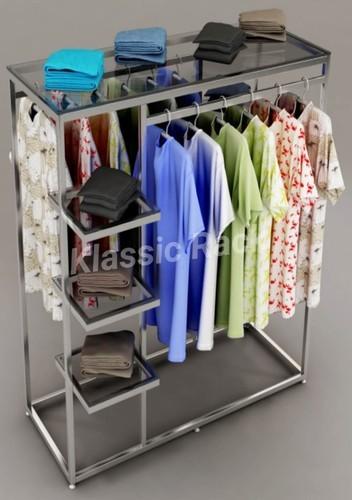 Garment Hanging Display Rack