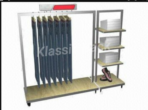 Hanger Display Rack