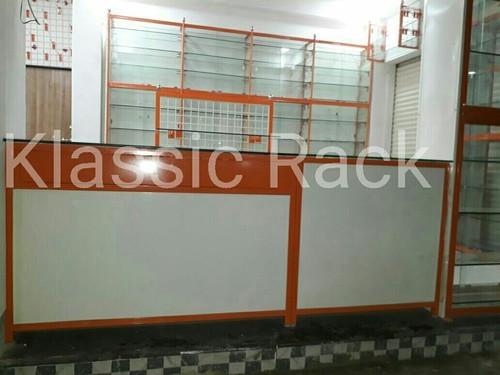 Medical Shop Rack