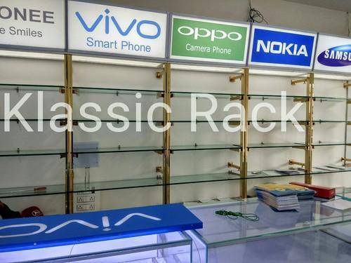 Mobile Handsfree Display Rack