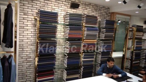 Textile Display Rack