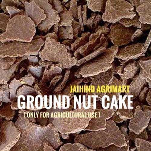 Pure Groundnut Oil Cake