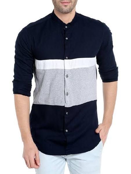 Mens Full Sleeve Casual Shirts