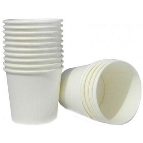 Plain Paper Cups