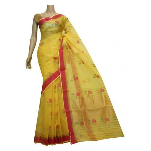 Fancy Handloom Saree