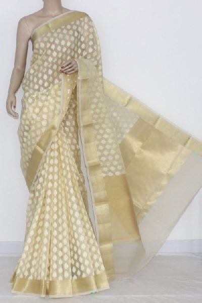 Printed Handloom Saree