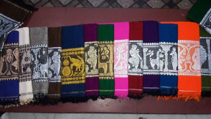 Printed Woolen Shawl
