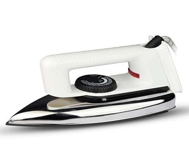 Popular P-2 White Handle Cloth Iron