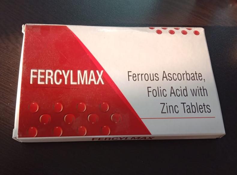 Fercylmax Tablets