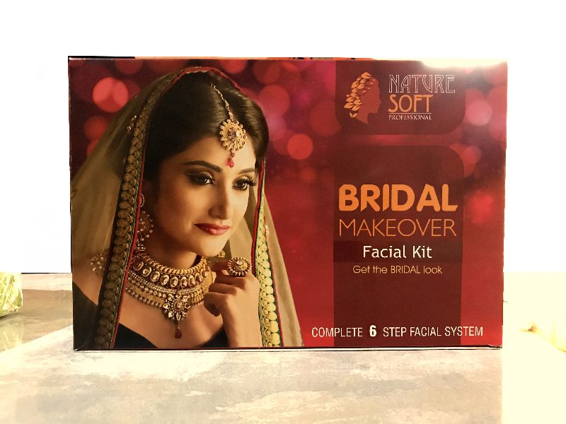Bridal Makeover Facial Kit