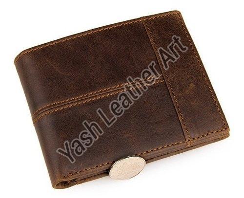 6 Slot Hunter Leather Wallet